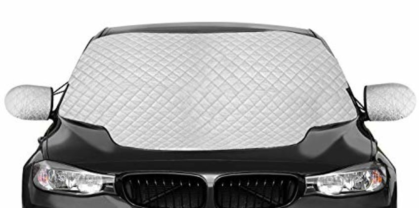 QcoQce Car Windshield Cover from Amazon