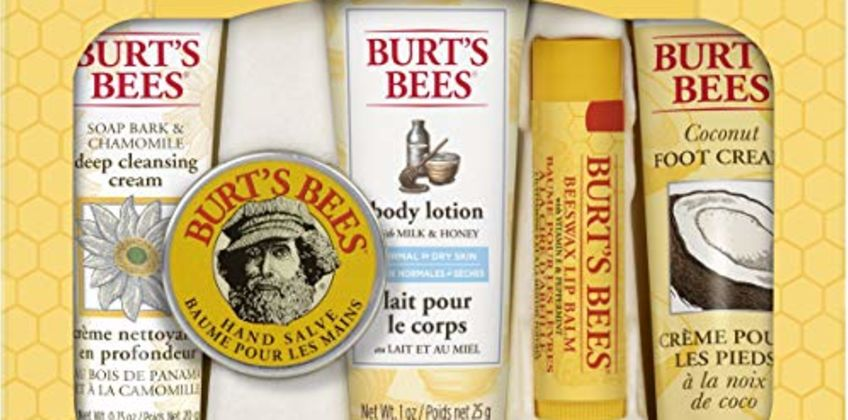 20% off Burt's Bees Best Sellers from Amazon