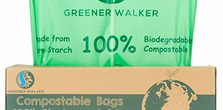 Greener Walker 25% Extra Thick Bin Liners from Amazon