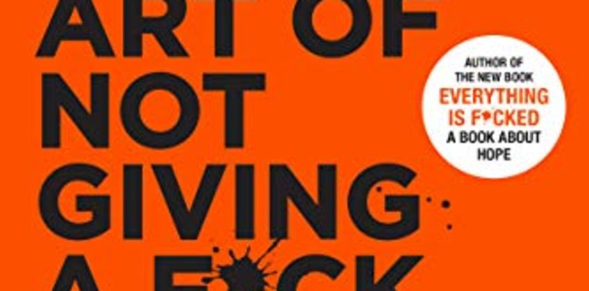 """Today only: """"The Subtle Art of Not Giving a F*ck"""" and more from 99p from Amazon"""