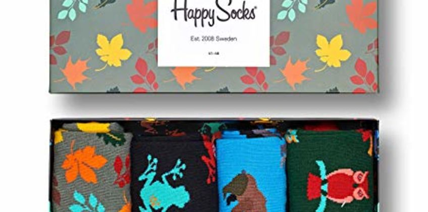 30% Off Happy Socks and More from Amazon