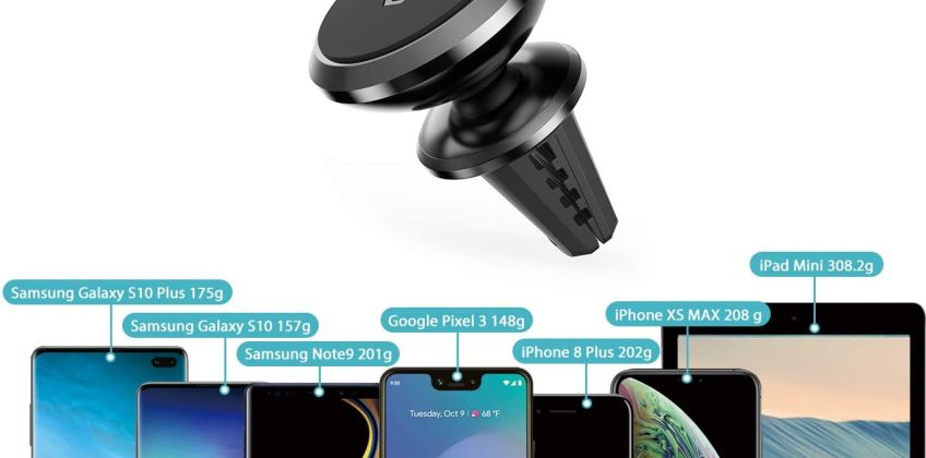 25% off Cables, Car Phone Holders and other Phone Accessories by Syncwire from Amazon