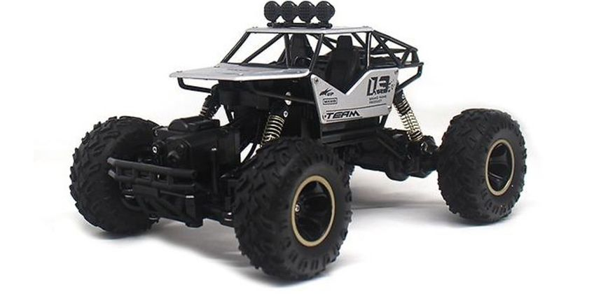 XL Off-Roading High Speed Buggy with 4-Wheel Drive & Remote Control from GoGroopie