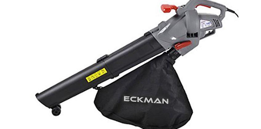 Eckman 3-in-1 3000W Leaf Blower, Vacuum & Shredder from GoGroopie