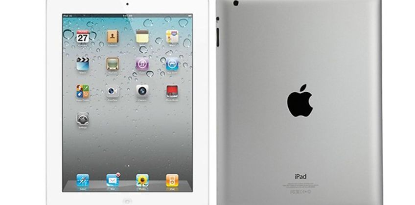 Apple iPad 4 32GB - Plus Free Faux-Leather Case & Earphones! from GoGroopie