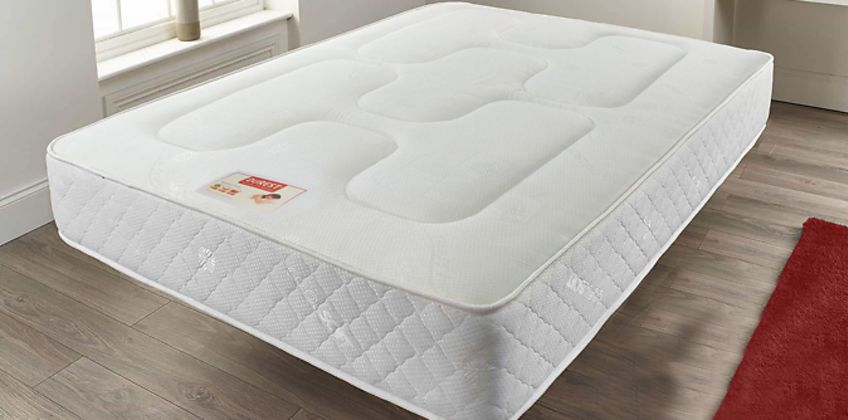 Extra-Thick Comfort Memory Foam Mattress - 6 Sizes from GoGroopie