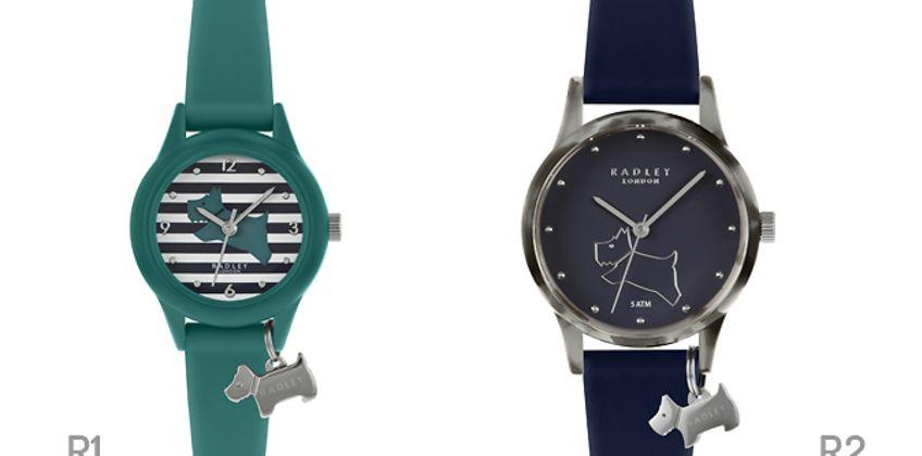 Radley Designer Watches - 16 Styles from GoGroopie