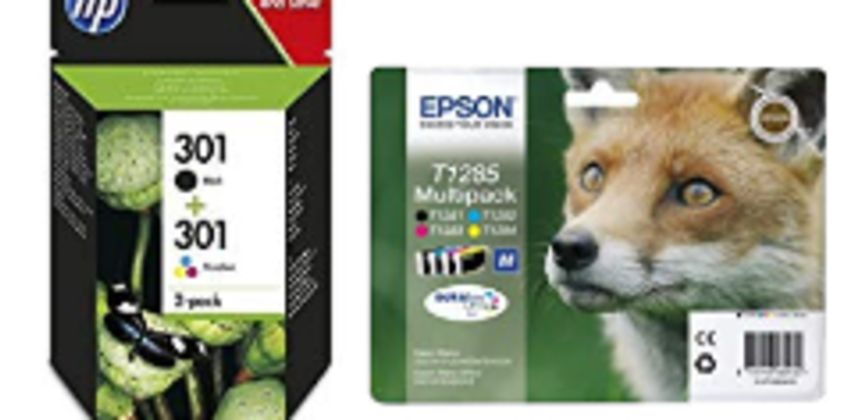 15% off HP and Epson Ink and Toner from Amazon