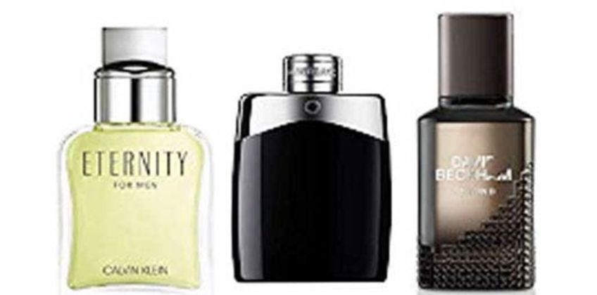 Up to 60% off Fragrances for Men from Calvin Klein, David Beckham, Montblanc and more from Amazon