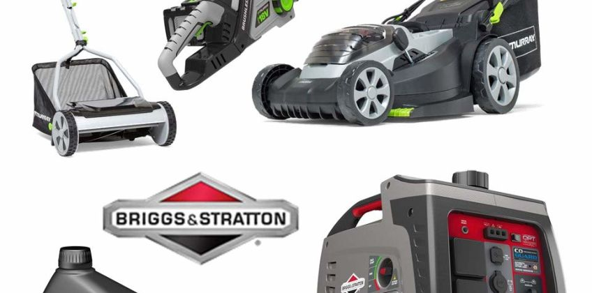 Save 20% Lawnmowers and Generators from Amazon