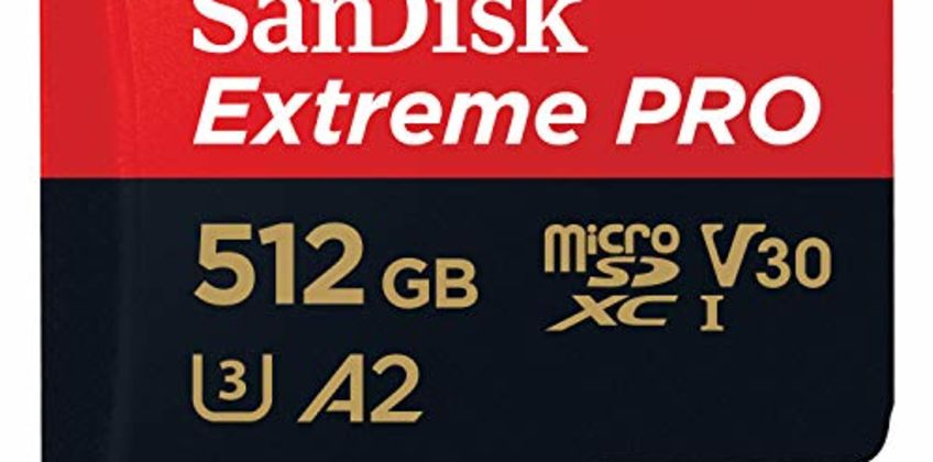 Up to 25% off SanDisk Memory & Storage from Amazon