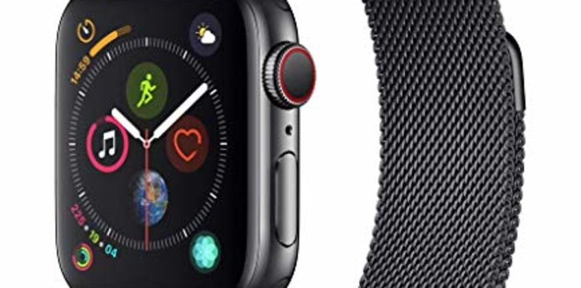 35% off Apple Watch Series 4 Cellular from Amazon
