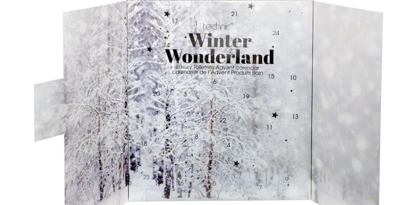 Technic Winter Wonderland 24 Day Luxury Advent Calendar from Argos