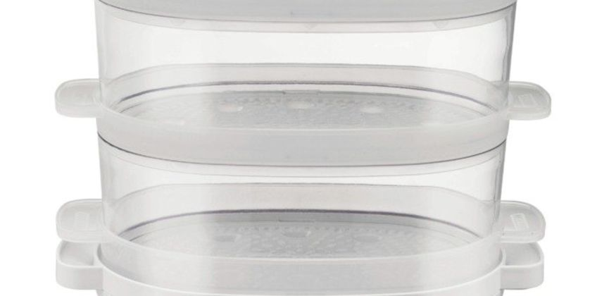 Morphy Richards 470001 3 Tier Steamer - Stainless Steel from Argos