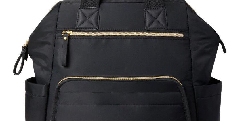 Skip Hop Main Frame Backpack Changing Bag - Black from Argos
