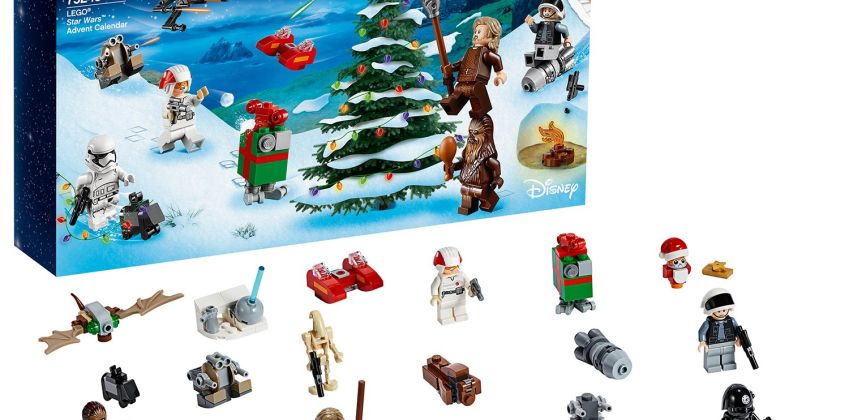 LEGO Star Wars Advent Calendar - 75245 from Argos