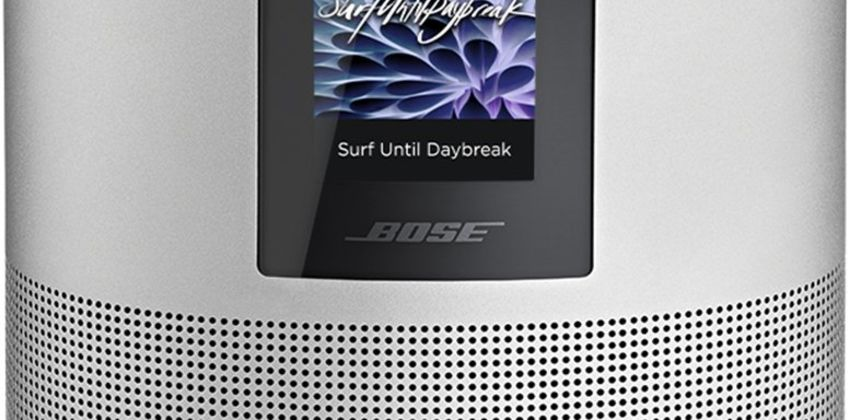 Bose 500 Wireless Home Speaker - Silver from Argos