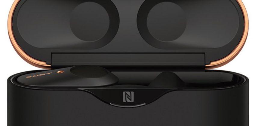 Sony WF-1000XM3 True - Wireless Headphones - Black from Argos