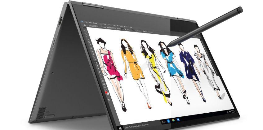 Lenovo Yoga 730 13in i7 8GB 512GB FHD 2-in-1 Laptop - Grey from Argos