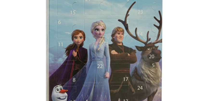 Disney Frozen Jewellery Advent Calendar from Argos
