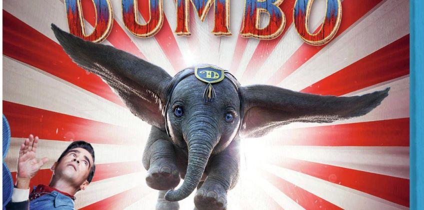 Dumbo Blu-Ray from Argos