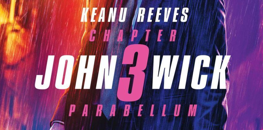 John Wick Chapter 3 Parabellum DVD from Argos