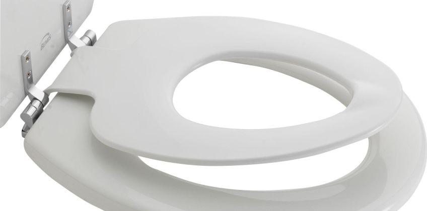 Bemis Next Step Toilet Seat from Argos