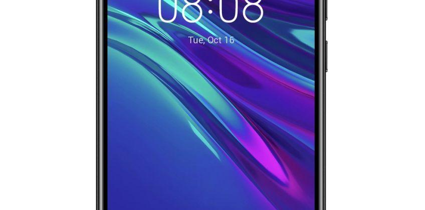 EE Huawei Y6 32GB Mobile Phone - Black from Argos