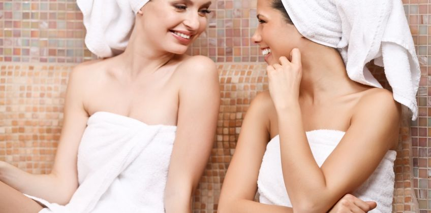 Indulgent Spa Day For Two Gift Experience from Argos
