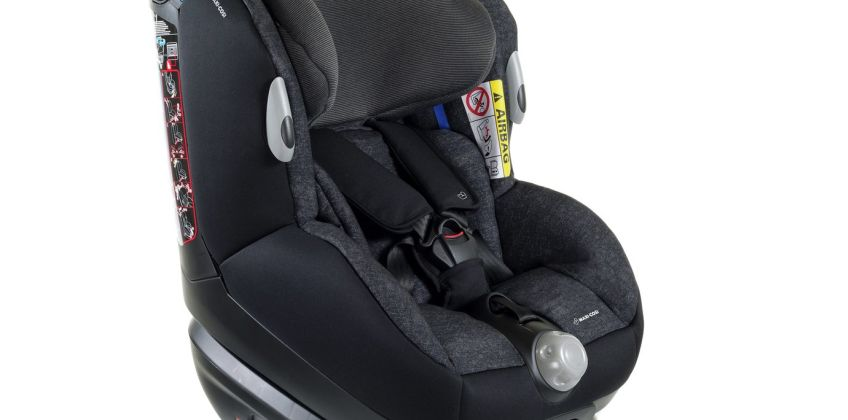 Maxi-Cosi Opal Group 0+/1 Car Seat - Nomad Black from Argos