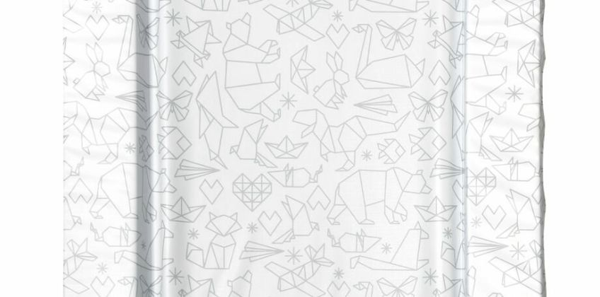 East Coast Nursery Origami Changing Mat - Pack of 2 from Argos
