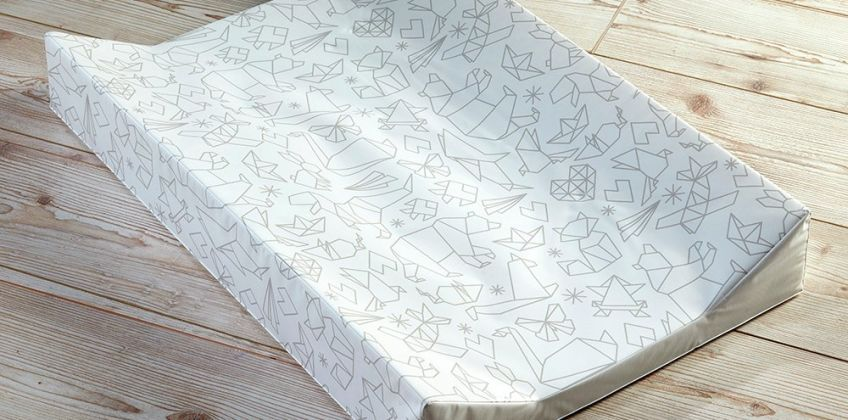 East Coast Nursery Origami Wedge Changing Mat  from Argos