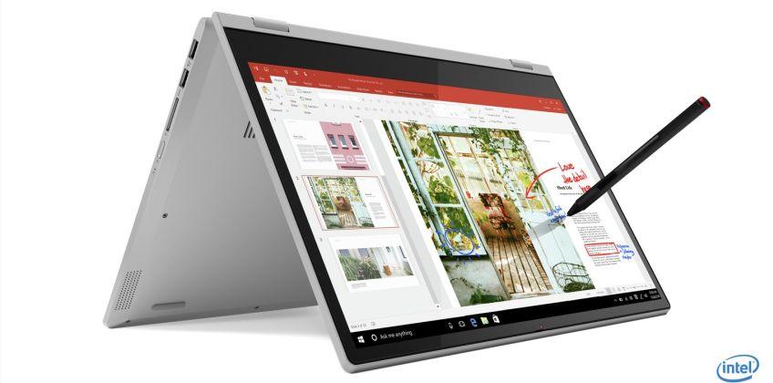 Lenovo IdeaPad C340 15.6in i3 8GB 128GB FHD 2-in-1 Laptop from Argos