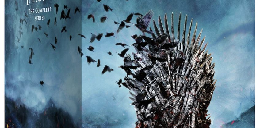 Game of Thrones: The Complete DVD Box Set from Argos