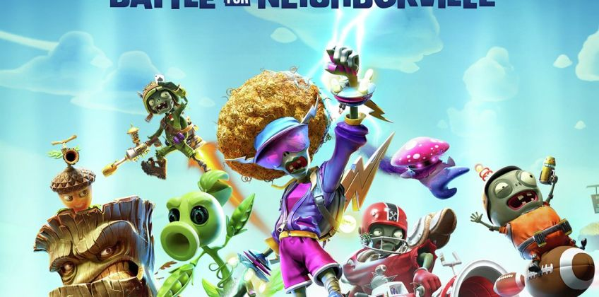 Plants Vs Zombies: Battle for Neighbourville PS4 Game from Argos