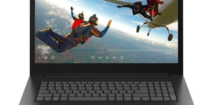 Lenovo IdeaPad L340 17 Inch i3 4GB 1TB Laptop - Black from Argos