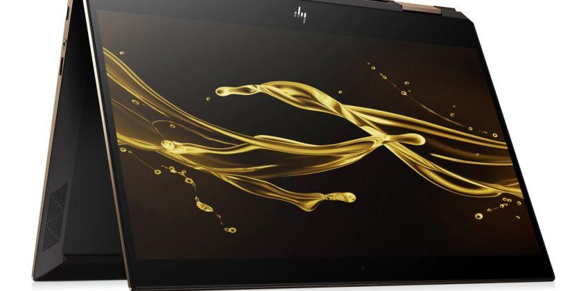 HP Spectre 13.3 Inch X360 i5 8GB 256GB FHD Laptop from Argos
