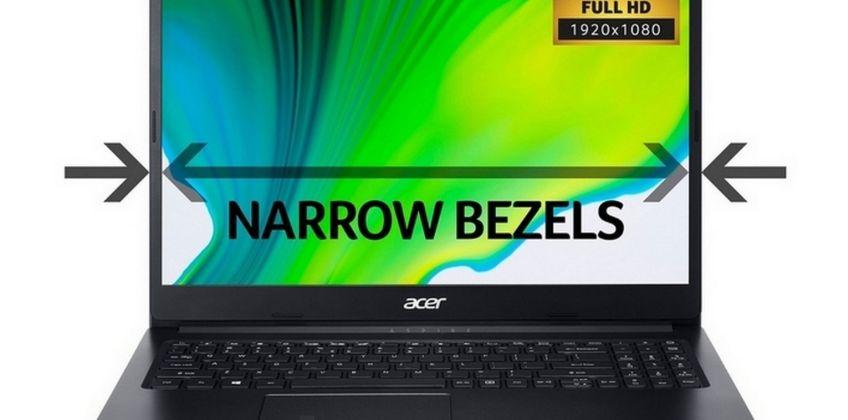 Acer Aspire 3 15.6 Inch FHD A4 4GB 1TB Laptop - Black from Argos