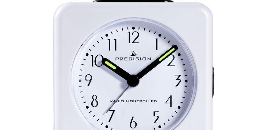 Precision Radio Controlled Alarm Clock from Argos