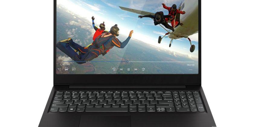 Lenovo IdeaPad S340 15.6in i7 8GB 2TB FHD Laptop - Black from Argos