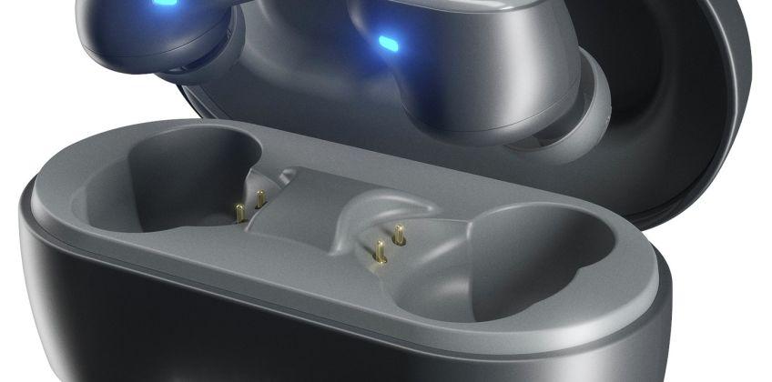 Skullcandy Sesh In-Ear True Wireless Earbuds - Black from Argos