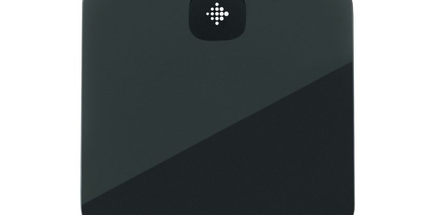 Fitbit Aria Air Smart Bathroom Scales - Black from Argos