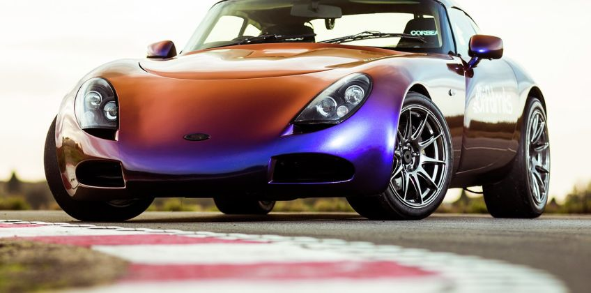 Supercar Rush Gift Experience from Argos