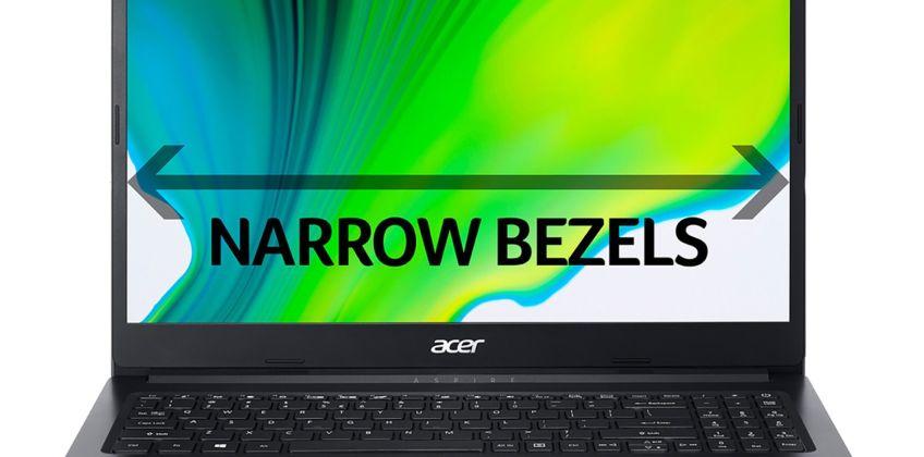 Acer Aspire 3 15.6 Inch A9 8GB 1TB HD Laptop - Black from Argos