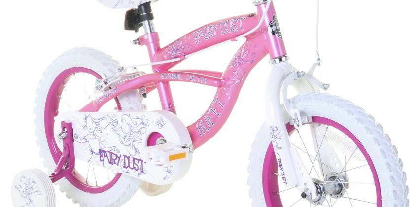 Fairies 14 Inch Kids Bike from Argos