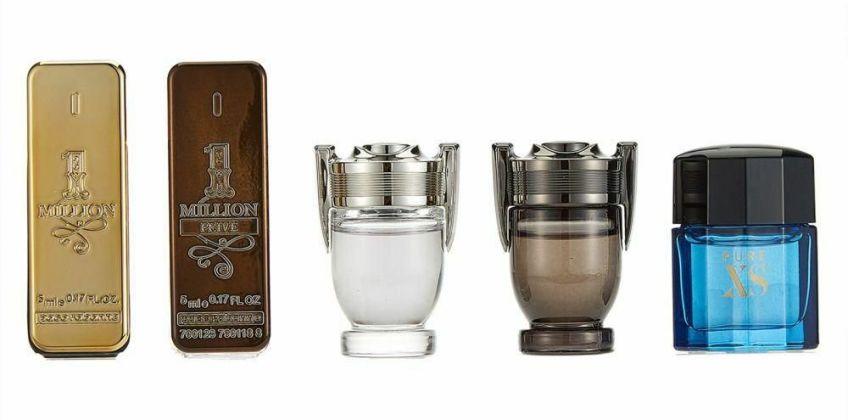 Paco Rabanne Men's Miniature Gift Set from Argos