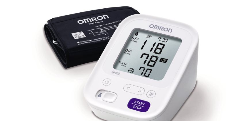 Ormon M3 Blood Pressure Monitor from Argos
