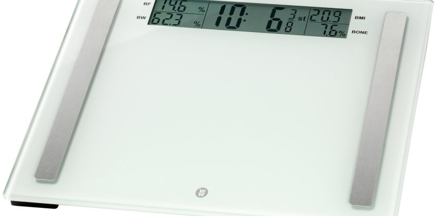 Weight Watchers Ultimate Precision Body Analyser Scale from Argos