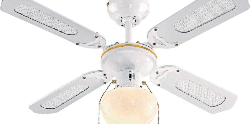 Argos Home Ceiling Fan - White from Argos