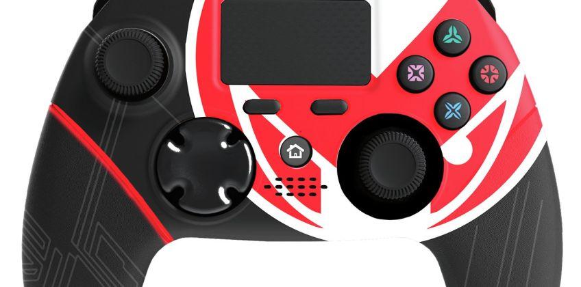 Mayhem MK1 Signature PS4 Controller Max Edition Pre-Order from Argos
